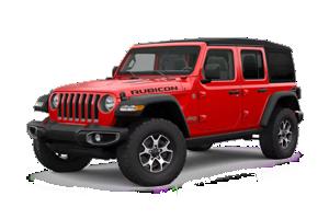 Jeep Wrangler Alba e Bra