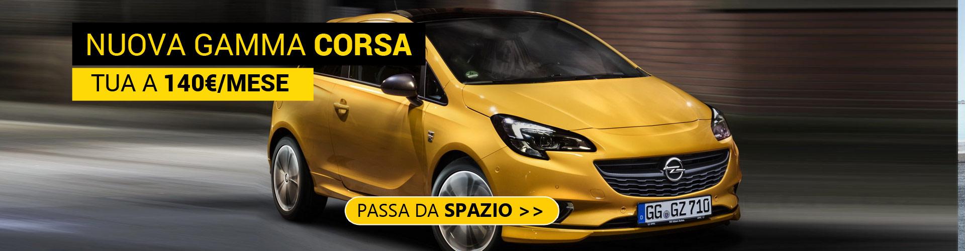 Concessionaria Opel a Torino. Spazio Group