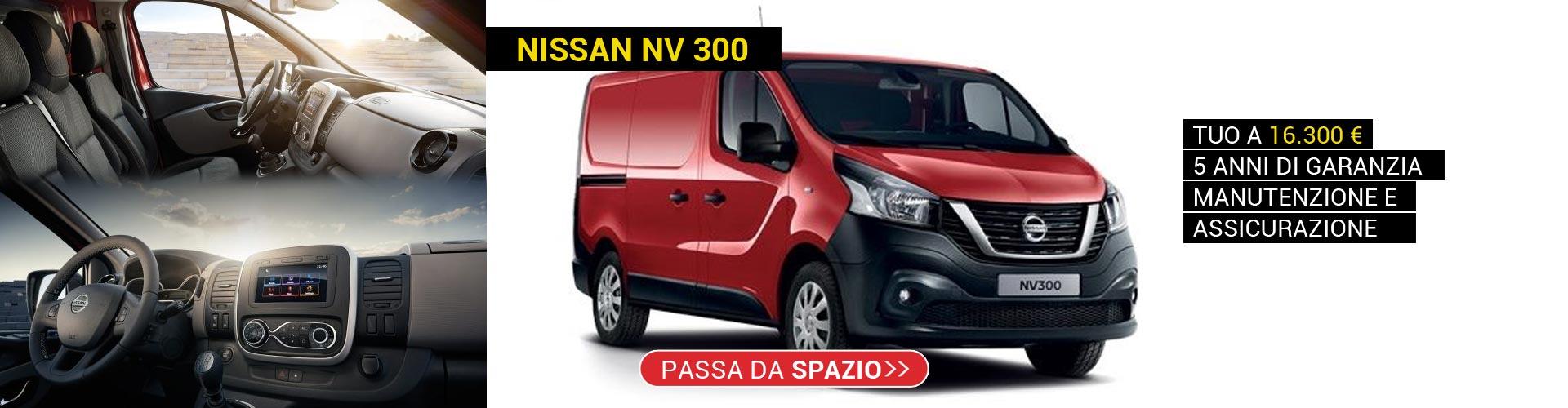 Nissan NV 300 Van