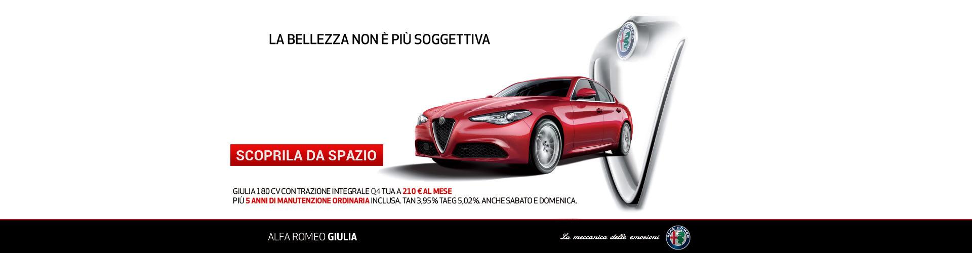 Alfa Giulia
