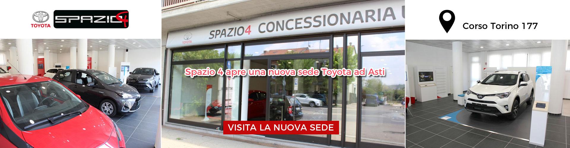 Apertura nuova sede Spazio ad Asti