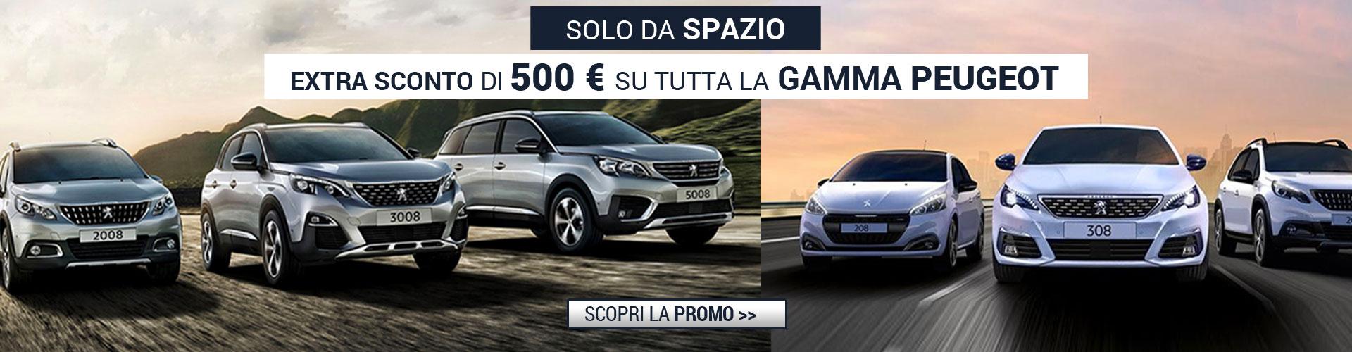 Promo  Gamma Peugeot