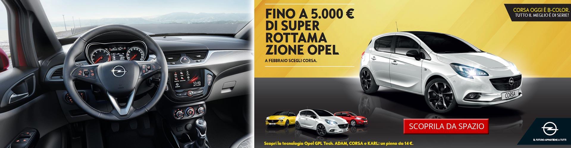 Opel Corsa B-Color
