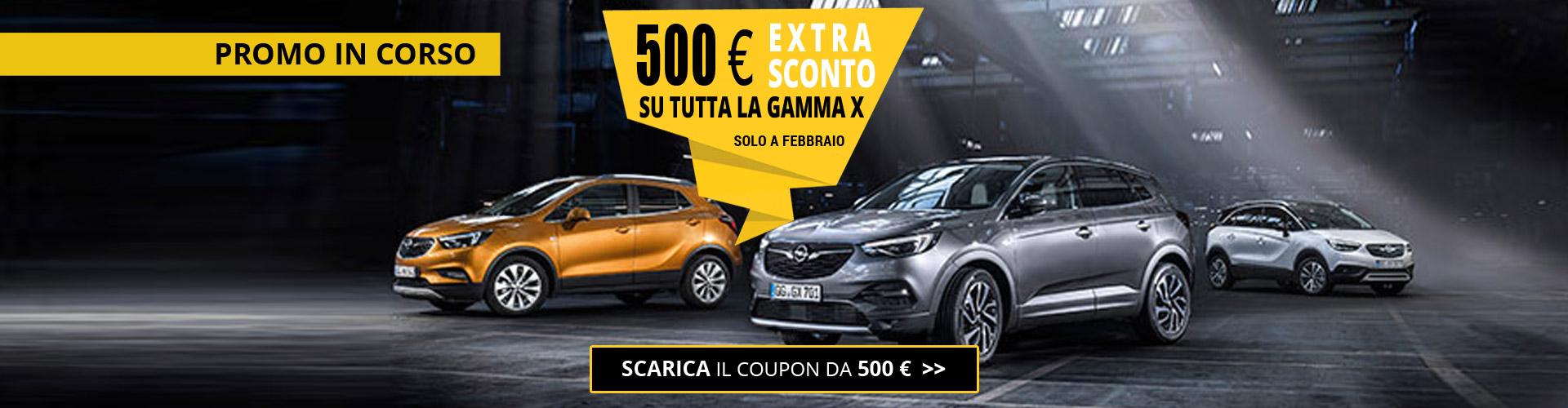 Promo Gamma Opel