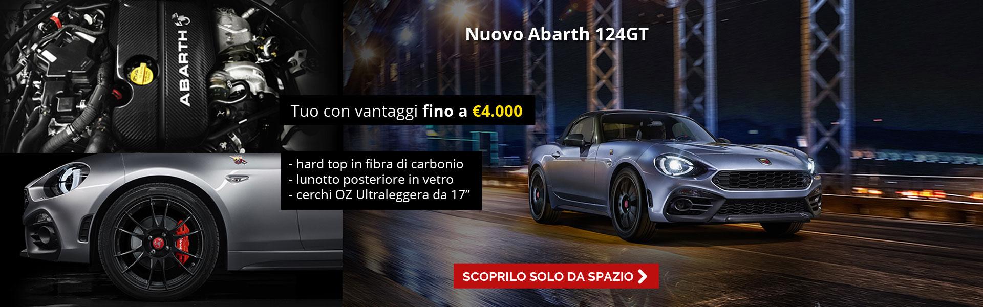 Abarth 124 GT
