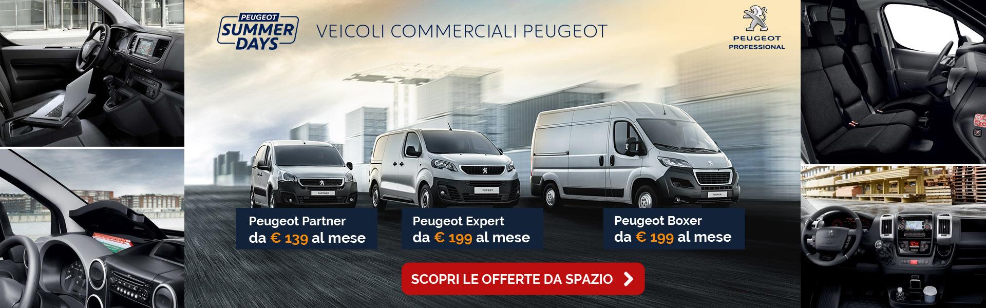 Peugeot Summerdays
