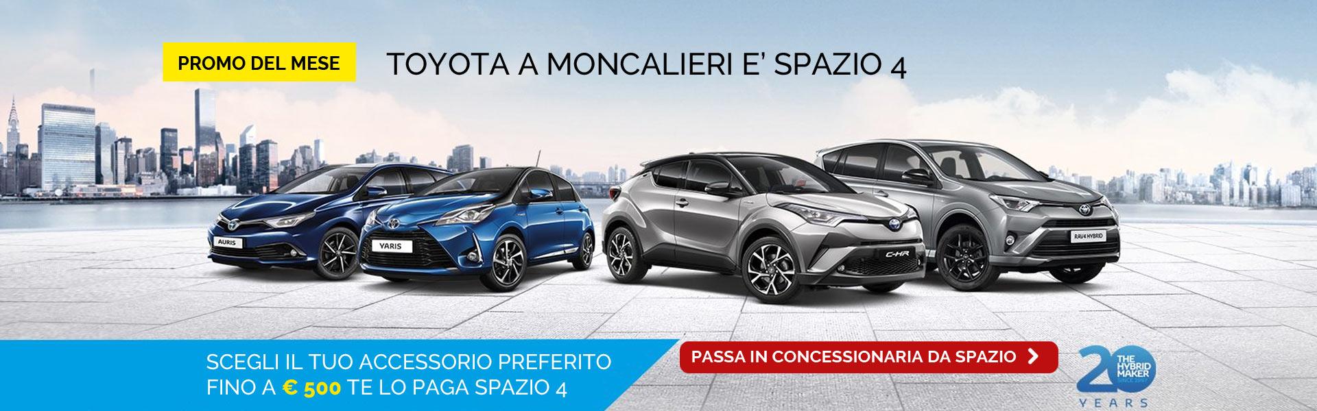 Concessionaria Toyota a Moncalieri