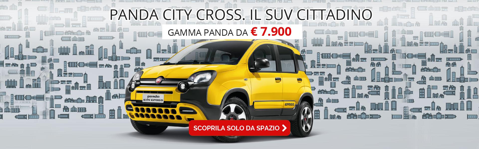 Gamma Panda da 7.900 Euro