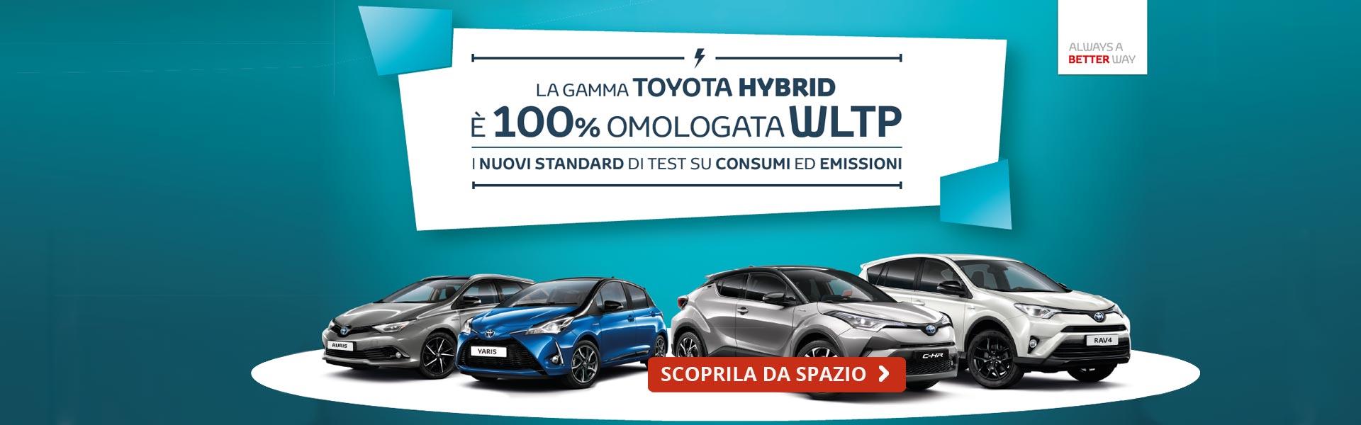 Gamma Toyota Hybrid