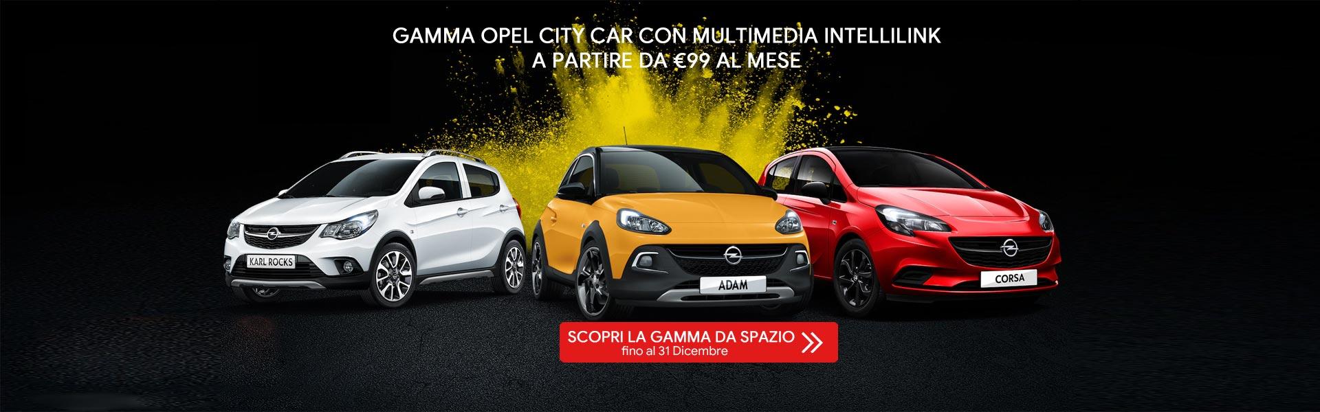 Opel Gamma City Car