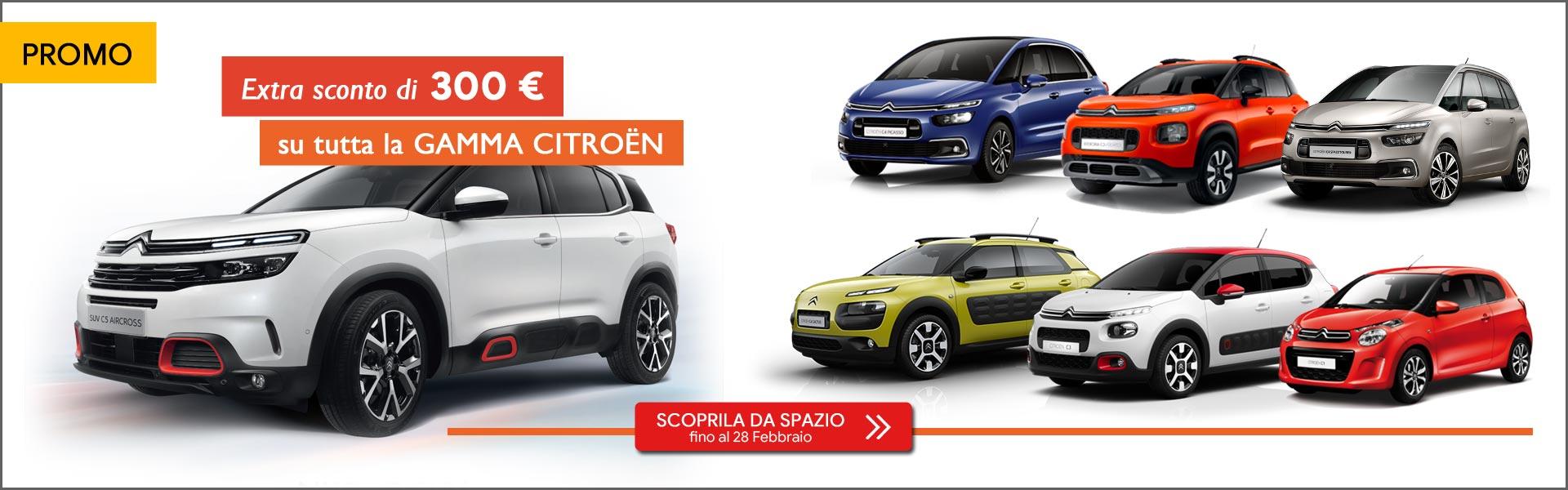 Citroën Gamma in promozione