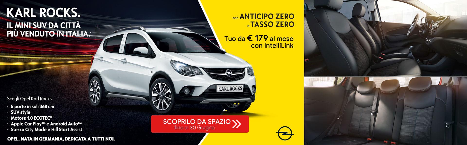 2e967614f0 Concessionaria Opel a Torino. Spazio Group