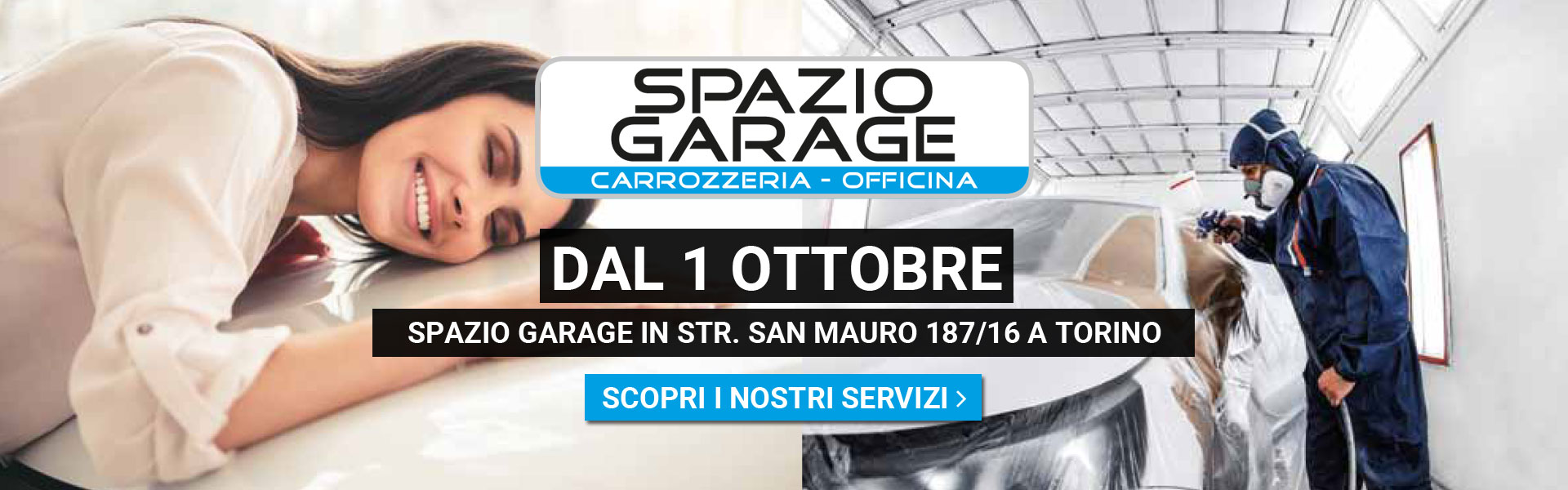 Inaugurazione Spazio Garage