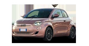 Fiat 500e 3+1 Alba e Bra