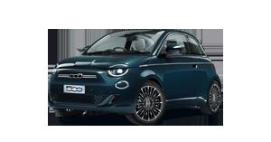 Fiat 500e Alba e Bra