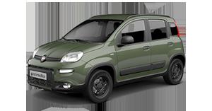 Nuova Fiat Panda 4×4