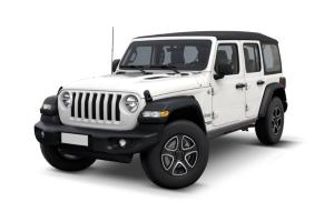 Jeep Wrangler Unlimited Alba e Bra