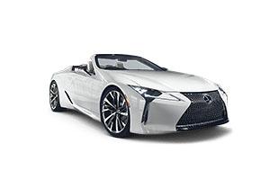 Nuova Lexus LC Convertible