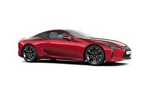 Nuova Lexus LC Hybrid