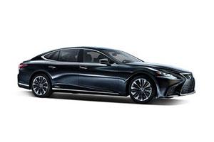 Nuova Lexus LS Hybrid