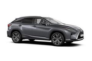 Nuova Lexus RX Hybrid