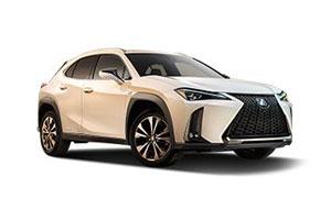 Nuova Lexus UX Hybrid