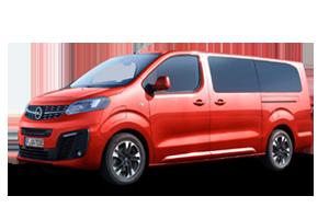 Nuova Opel Zafira E-Life