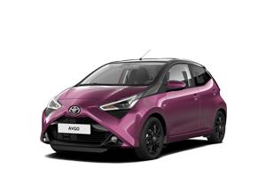 Nuova Toyota Aygo Connect 5 porte