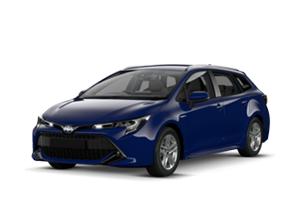 Nuova Toyota Corolla Touring Sports