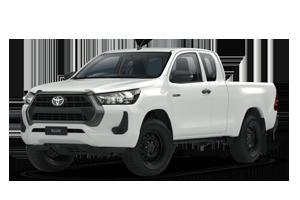 Nuova Toyota Hilux