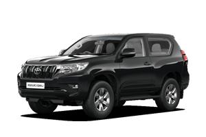 Nuovo Toyota Land Cruiser 3 porte