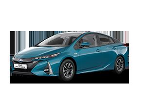 Nuova Toyota Prius Plug-in