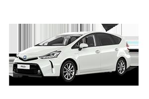 Nuova Toyota Prius+